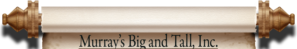 Murray's Big and Tall, Inc.